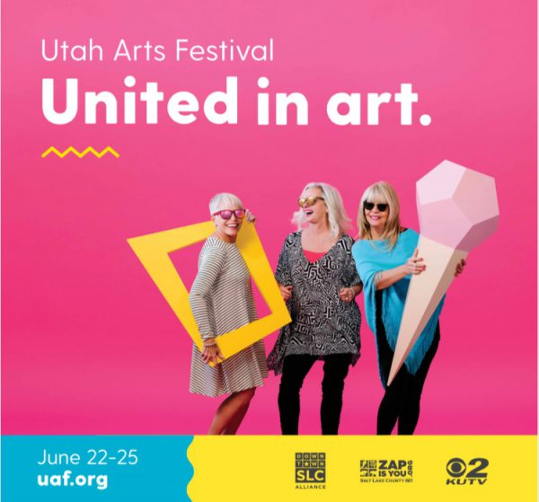 Utah Arts Festival by Studio Elevn